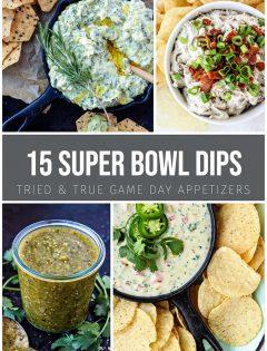 super bowl dip